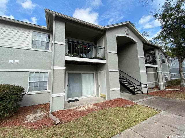 3705 SW 27th Street #226, Gainesville, FL 32608 (MLS #441130) :: Rabell Realty Group