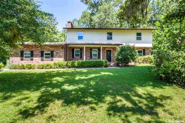 3440 NW 15th Place, Gainesville, FL 32605 (MLS #441131) :: Rabell Realty Group