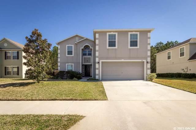 841 SW 242 Terrace, Newberry, FL 32669 (MLS #441340) :: Pepine Realty