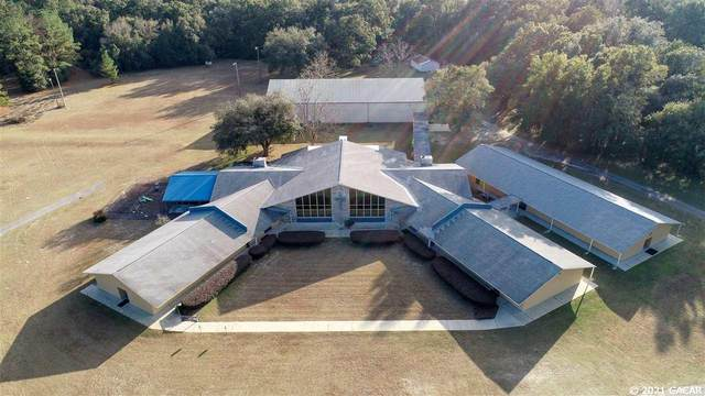 16916 NW Us Hwy 441, High Springs, FL 32643 (MLS #441422) :: Better Homes & Gardens Real Estate Thomas Group