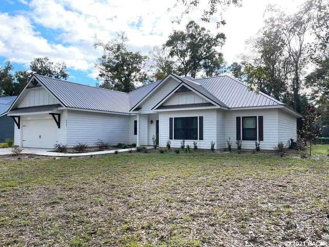 9381 Katherine Way, Fanning Springs, FL 32693 (MLS #441500) :: Pristine Properties