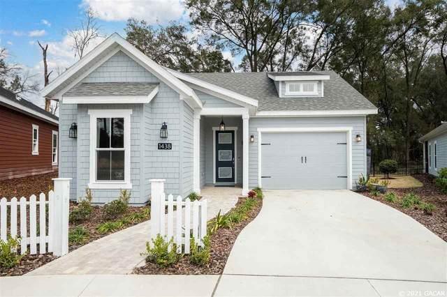 1438 NW 132 Boulevard, Newberry, FL 32669 (MLS #441596) :: Pepine Realty