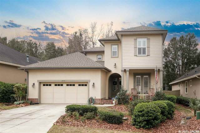 3853 SW 91st Drive, Gainesville, FL 32608 (MLS #441606) :: Rabell Realty Group