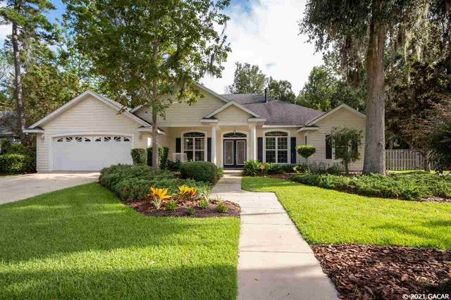 7822 White Oaks Road, Alachua, FL 32615 (MLS #441621) :: The Curlings Group