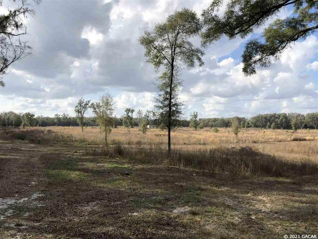 TBD NW 110TH Avenue, High Springs, FL 32643 (MLS #441652) :: Rabell Realty Group