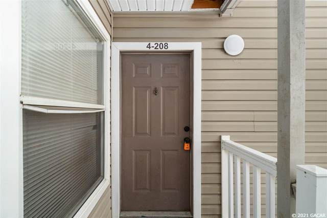 4000 SW 23rd Street 4-208, Gainesville, FL 32608 (MLS #441653) :: Rabell Realty Group
