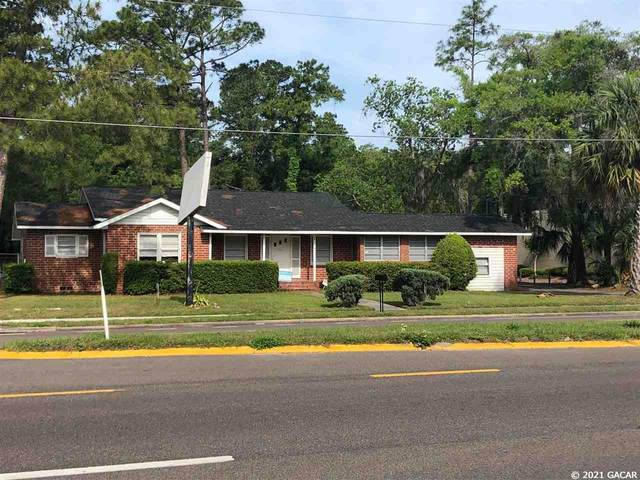 4138 NW 13th Street, Gainesville, FL 32609 (MLS #441684) :: Better Homes & Gardens Real Estate Thomas Group