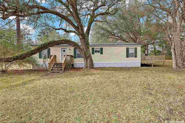 13464 NW 160th Avenue, Morriston, FL 32668 (MLS #441716) :: The Curlings Group