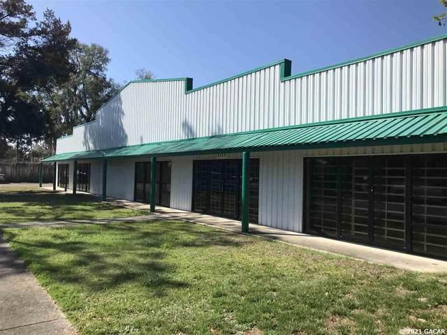 2314 NE Waldo Road, Gainesville, FL 32609 (MLS #441724) :: Better Homes & Gardens Real Estate Thomas Group