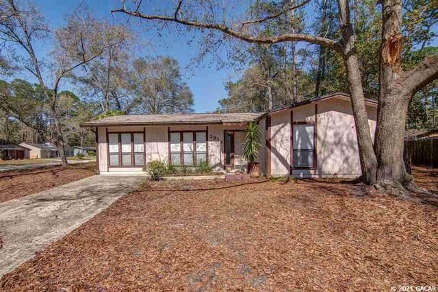 2914 NW 43RD Avenue, Gainesville, FL 32605 (MLS #441740) :: The Curlings Group