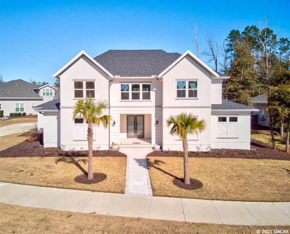 10468 SW 32ND Avenue, Gainesville, FL 32608 (MLS #441742) :: The Curlings Group