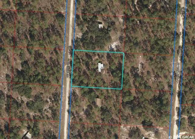 2251 SE 147th Avenue, Morriston, FL 32668 (MLS #441779) :: The Curlings Group