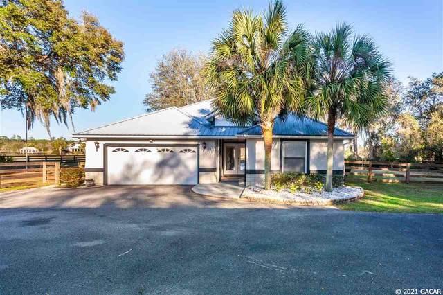 12701 SW 39TH Terrace, Lake Butler, FL 32054 (MLS #441782) :: Abraham Agape Group