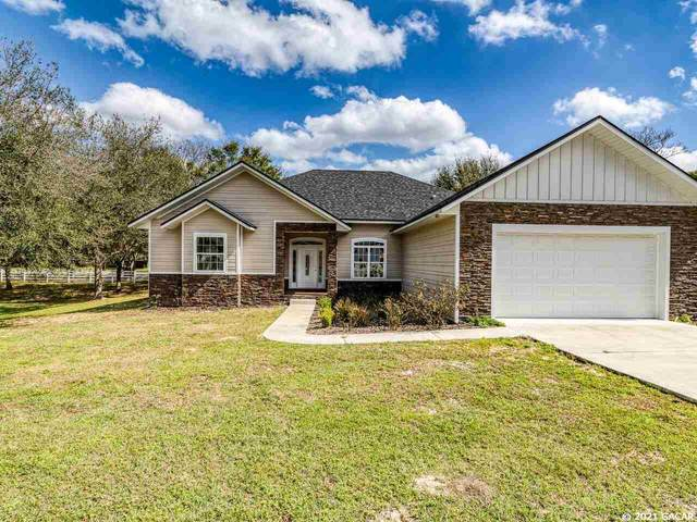 2903 NW 143rd Terrace, Newberry, FL 32669 (MLS #441800) :: The Curlings Group