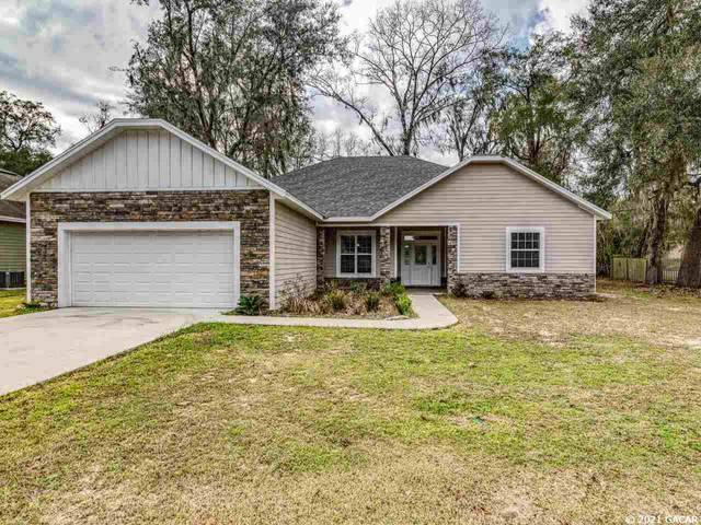 3186 NW 144th Terrace, Newberry, FL 32669 (MLS #441801) :: The Curlings Group