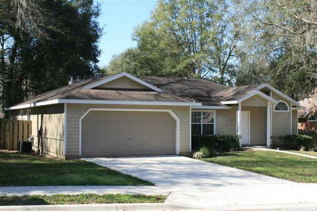 1620 NW 89th Terrace, Gainesville, FL 32606 (MLS #441805) :: Pepine Realty