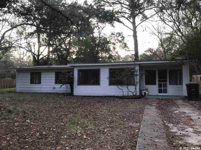 208 NW 36th Terrace, Gainesville, FL 32607 (MLS #441811) :: The Curlings Group