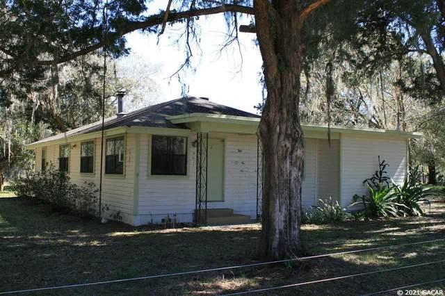 4611 SE 60th Terrace, Gainesville, FL 32641 (MLS #441819) :: Pepine Realty