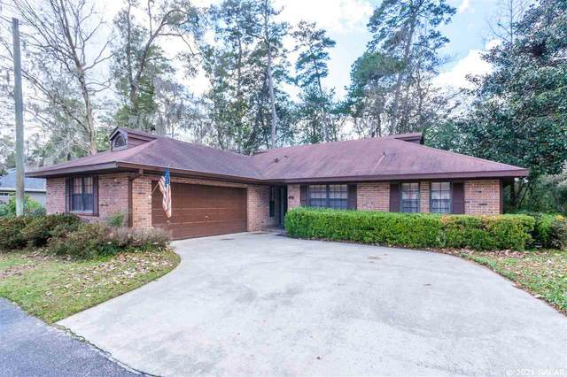 928 NW 41st Drive, Gainesville, FL 32605 (MLS #441821) :: The Curlings Group