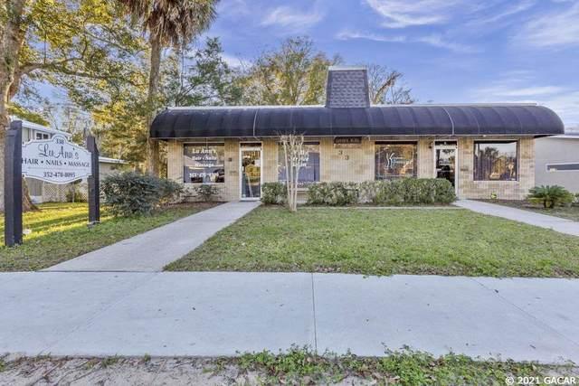 330 S Lawrence Boulevard, Keystone Heights, FL 32656 (MLS #441827) :: Abraham Agape Group