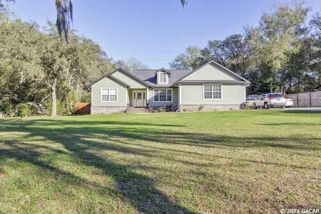 6520 Immokalee Road, Keystone Heights, FL 32656 (MLS #441850) :: The Curlings Group