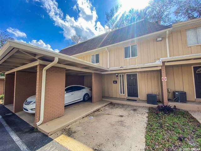 507 NW 39th Road #147, Gainesville, FL 32607 (MLS #441877) :: The Curlings Group