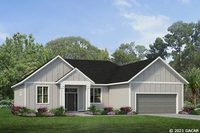 12371 SW 4th Place, Newberry, FL 32669 (MLS #441882) :: Pepine Realty