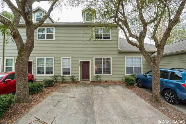 9789 SW 52ND, Gainesville, FL 32608 (MLS #441894) :: Rabell Realty Group