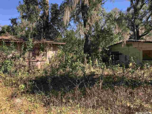 2109 SE 45th Terrace, Gainesville, FL 32641 (MLS #441900) :: Pepine Realty