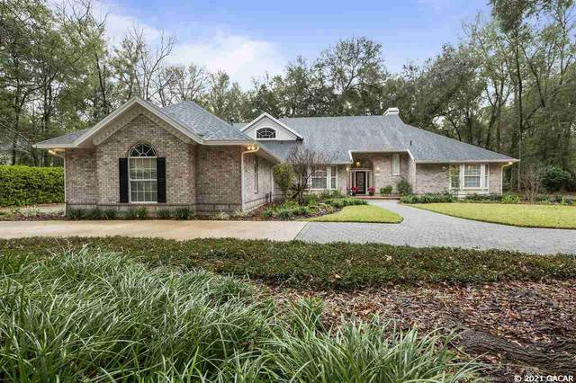 10329 SW 41ST Place, Gainesville, FL 32608 (MLS #441908) :: The Curlings Group