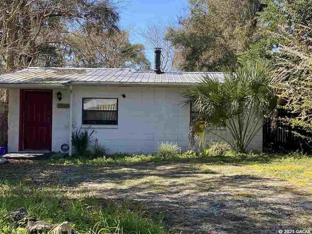 2120 SE 46th Terrace, Gainesville, FL 32641 (MLS #441909) :: Pepine Realty
