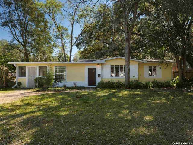867 NE 7th Place, Gainesville, FL 32601 (MLS #441923) :: The Curlings Group
