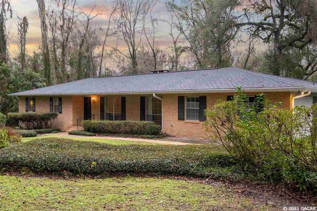 8310 SW 28th Place, Gainesville, FL 32608 (MLS #441932) :: The Curlings Group