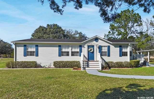 9050 SW 98 Terrace, Gainesville, FL 32608 (MLS #441939) :: Abraham Agape Group