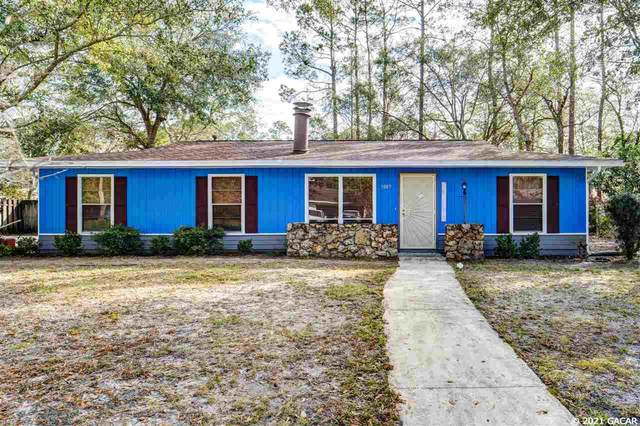 5803 NW 26TH Street, Gainesville, FL 32653 (MLS #441943) :: The Curlings Group
