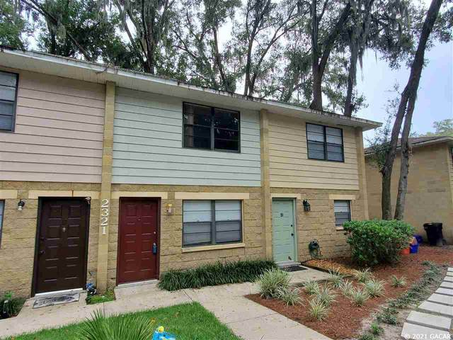 2321 SW 39th Way C, Gainesville, FL 32607 (MLS #441949) :: Rabell Realty Group