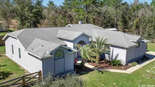 1490 NE 154 Avenue, Williston, FL 32696 (MLS #441952) :: The Curlings Group