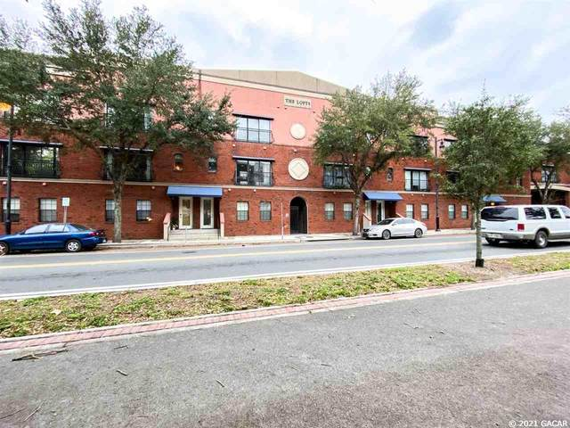 20 SW 6TH Street #201, Gainesville, FL 32601 (MLS #441954) :: The Curlings Group
