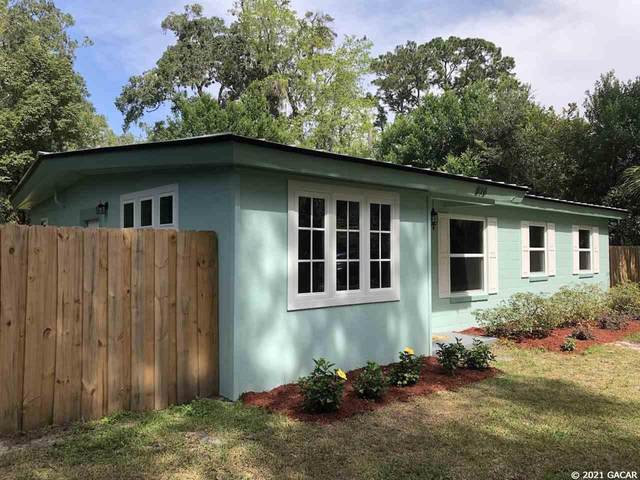 816 NE 9th Avenue, Gainesville, FL 32601 (MLS #441955) :: Pepine Realty