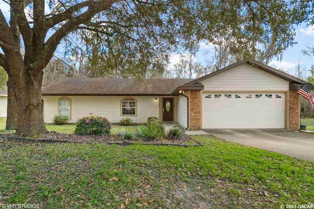 9535 NW 4TH Place, Gainesville, FL 32607 (MLS #441957) :: The Curlings Group