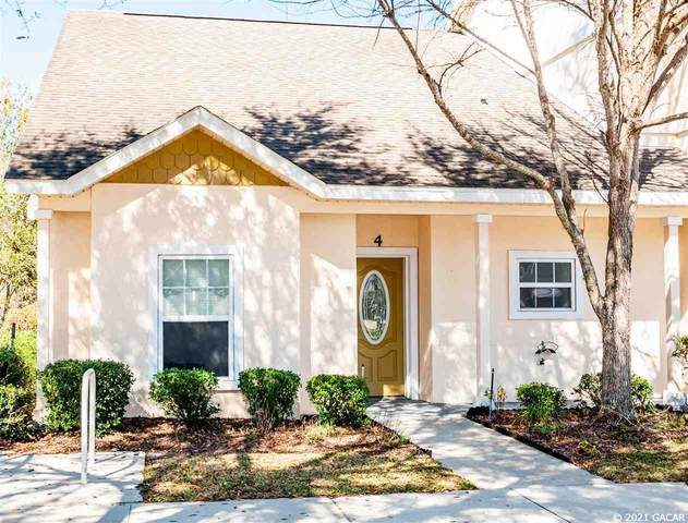 110 SW 145th Drive #4, Newberry, FL 32669 (MLS #441978) :: Rabell Realty Group