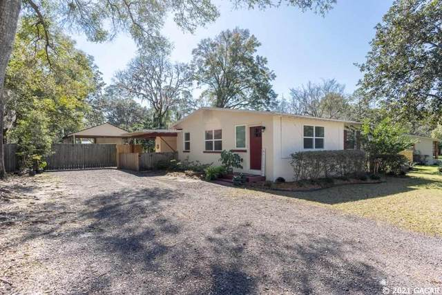 18849 NW 240th Street, High Springs, FL 32643 (MLS #441983) :: Rabell Realty Group