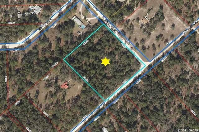 Lot 17 NE 93rd Street, Bronson, FL 32621 (MLS #441987) :: The Curlings Group