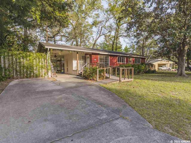 517 NW 34th Terrace, Gainesville, FL 32607 (MLS #441997) :: Pristine Properties