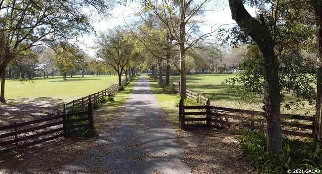 1212 SW 226 Street, Newberry, FL 32669 (MLS #442029) :: Pepine Realty