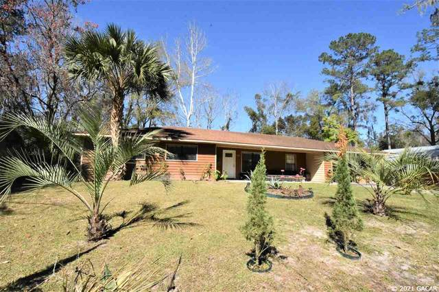 1100 SW 19th Place, Gainesville, FL 32601 (MLS #442040) :: Pepine Realty