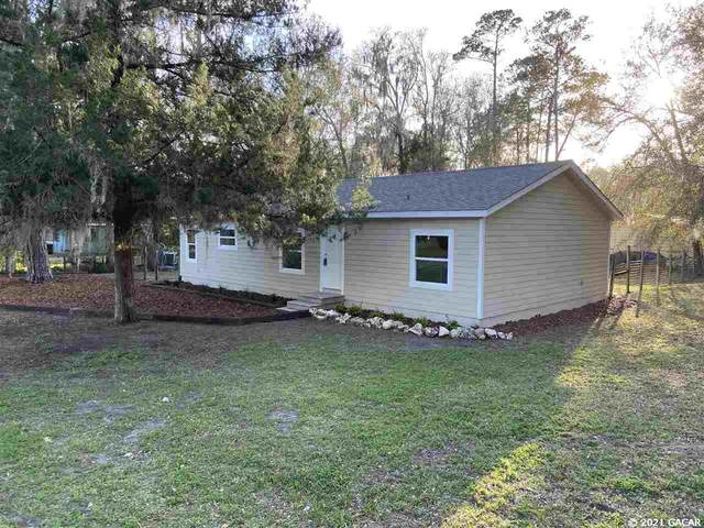 1912 SE 44TH Terrace, Gainesville, FL 32641 (MLS #442053) :: Pepine Realty