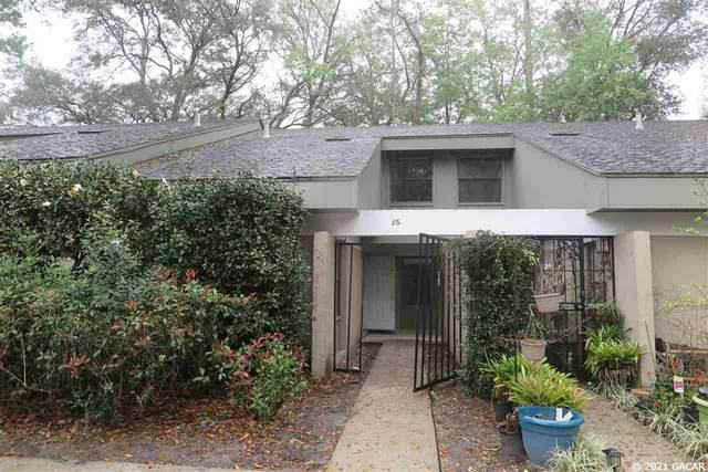 7200 SW 8TH Avenue N-86, Gainesville, FL 32607 (MLS #442060) :: The Curlings Group