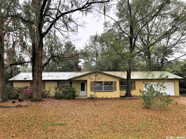 3461 NW 35 Place, Gainesville, FL 32605 (MLS #442069) :: The Curlings Group