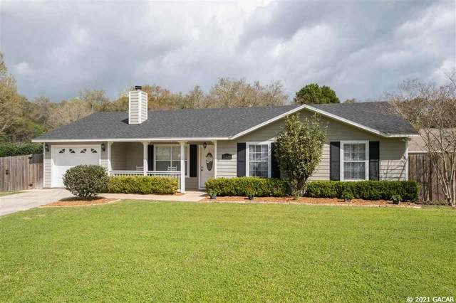 13639 NW 136 Drive, Alachua, FL 32615 (MLS #442071) :: The Curlings Group